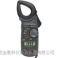 MODEL2027鉗形電流表有蜂鳴功能北京金泰批發 MODEL2027