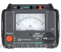 KEW3121B/3122B絕緣電阻測試儀可快速判斷測試情況北京批發 KEW3121B/3122B