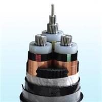 交联聚乙烯绝缘聚氯乙烯护套电力电缆 YJLV8.7/10KV3*95mm2