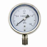 全不锈钢耐震压力表 YTN-100H YTN-150H YTN-160H