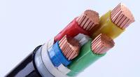橡套电缆矿用电缆 VV0.6/1KV