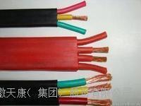 耐高温扁电缆 YGCB-VFRP