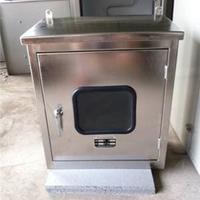 不锈钢仪表保温(护)箱 YXW-654A