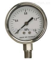 不锈钢压力表 YBFN-100