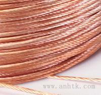镀锡软铜绞线接地线 TJRX-1-240mm2