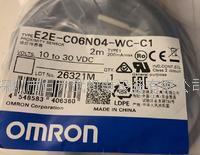 欧姆龙传感器 E2E-C06N04-WC-C1