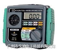 日本共立 絕緣電阻測試儀MODEL-6202 多功能電力檢測儀
