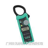 日本共立 大電流鉗表KEW-2200 鉗形電流表