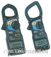 日本萬用 數字鉗表M-2100 交流鉗形表