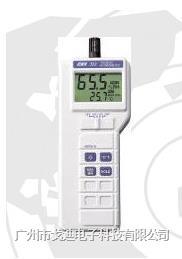 臺灣連虹|多功能溫濕度儀CHY-322 便攜式溫濕度計