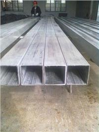 戴南不銹鋼生產廠供應無縫工業方管 65*65*6
