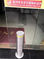 公共場合工程用防撞不銹鋼柱 直徑219  159長度760毫米