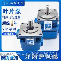 YB1叶片泵  YB1-10