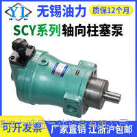 轴向柱塞泵  10SCY14-1B