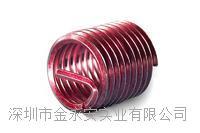 公制Helical螺纹护套