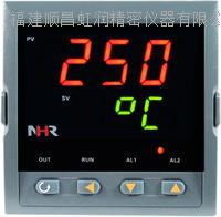 虹潤推出NHR-1303系列經濟型三位顯示模糊PID溫控器 NHR-1303