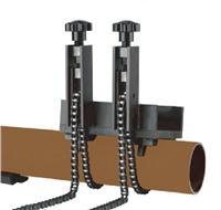 管子固定器 雙鏈