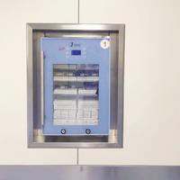 手术室嵌入式保温柜报价 FYL-YS-50LK/100L/66L/88L/280L/310L/430L/151L/281L
