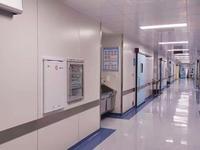 百级手术室入墙式保温柜