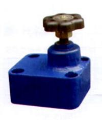 LF-S型节流阀