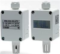 多單位溫濕度變送器 WM33