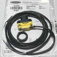 美國邦納BANNER光電傳感器 QS18VN6D