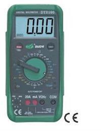 機械保護式數字萬用表 DY2105