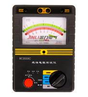 BC2533絕緣電阻測試儀(500V、1000V、2500V)