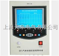 TGP8000型SF6泄漏定量報警系統 TGP8000型