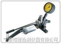 TMJE400手動高壓泵