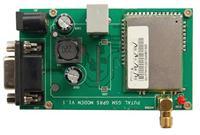 PTB206A GSM无线通讯模块开发板