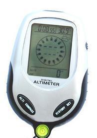 ALTIMETER數字大氣壓力計 數字大氣壓力表 ALTIMETER