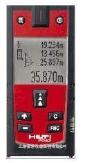 德國喜利得(HILTI) PD42 高精度手持式激光測距儀(200m)  PD42