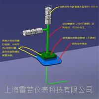 畢托靜壓管 GB1236標準 ISO5801