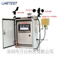 微型治污减霾PM2.5空气质量监测站