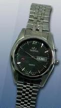 (單)(不銹鋼)石英手表近電報警器