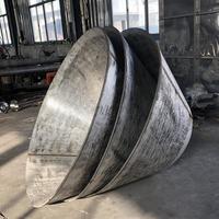 鋼板冷卷焊接成不銹鋼卷筒