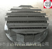 槽盘式气液分布器 可拆式槽盘型气液分布器 可拆型槽盘式气液分布器