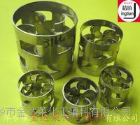 304不锈钢鲍尔环填料 304不锈钢鲍尔环规格 316L 321不锈钢鲍尔环填料