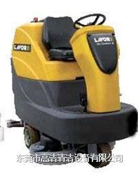 意大利乐华牌M102座驾式全自动洗地吸干机 SCL Comfort M102