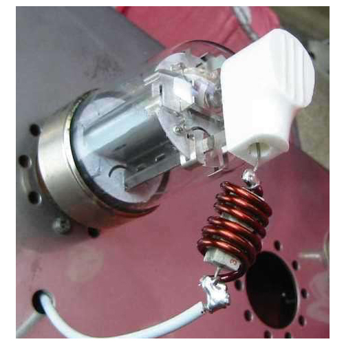 高真空排氣爐【磁控管】