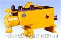米頓羅液壓隔膜計量泵 MBH101