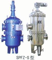 吸吮式自清洗過濾器 SPFZ—S型