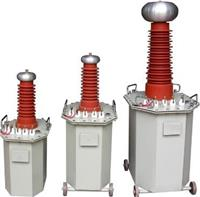 油浸式試驗變壓器 YD系列