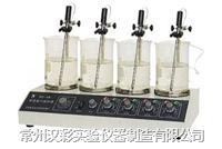 多頭控溫磁力攪拌器 HJ-6B  HJ-6B