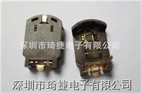 CR2032-8電池座SMT