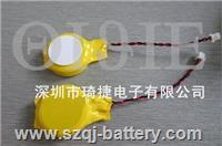 CR2477煤礦識別卡電池加線 CR2477