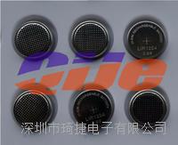 LIR1254充電電池可帶插頭加焊引線