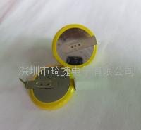 CR2032電池焊腳臥式腳位 CR2032