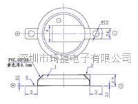 激光點焊CR1225鋰錳扣式電池 CR1225